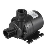 Quiet DC 12/24V 600L/H 800L/H Lift 5M Water Pump Brushless Motor Water Circulation Water Pump