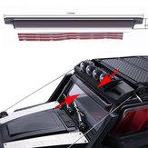 Decoração de teto de carro para peças de carro RC 1/12 MN 86 G500 R647