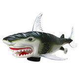 Electric Projection Light Sound Shark Walking Animal Educatief speelgoed voor kinderen Gift