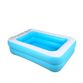 Large Family Swimming Pool Summer Outdoor Garden Inflatable Kids Paddling Pools