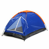 Наоткрытомвоздухе1-2человекДвухместный Кемпинг Палатка Одноместный слой Водонепроницаемы УФ Пляжный Зонтик навес