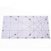 30x15cm Règle matelassée Couture acrylique Couchette transparente Patchwork Outils Diy