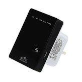 PIXLINK 300M Mini Wireless Router Repeater Wifi Booster Range Signal Extender AP Wireless Client Mode Amplifier for Home WR02