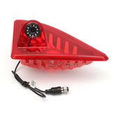 170 Degree Car Rear View Camera Brake Light Night Vision For Renault Master