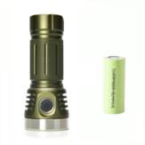 Astrolux MF01 Mini 7 * Lampe de poche EDC SST20 5500lm + HLY 26650 5000mAh 3C Puissance Batterie