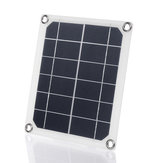 5W 12 to 18V Solar Panels DC Double USB Interface Charging Solar Panel Camping Traveling RV