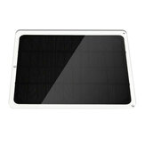 20W 600mA Solar Panel USB Port for Cycling Mountaineering Hiking Camping Traveling Solar Panels
