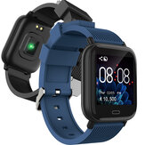 Bakeey G20 UI Dynamic Target Target Setting HR Monitor pressione sanguigna Ossigeno Monitor bluetooth5.0 Smart Watch