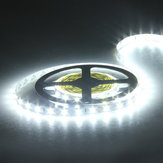 2PCS 5M Pure White 5630 SMD Non-waterproof 300 LED Strip Light for Decoration DC12V