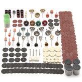 340pcs drehwerkzeug zubehör set passt für dremel schleifen schleifen polieren werkzeug