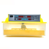 56 Automatic Egg Incubator Digital Hatching Pollame Pollo Controllo della temperatura US / EU / UK Plug