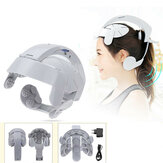 Head Vibration Easy-brain Massager Electric Head Massager Relax Acupuncture Points Stress Release Machine