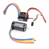Surpass Hobby ROCKET 4068 Brushless Motor 120A Brushless ESC Power Set Für 1/8 RC Car Modellteile