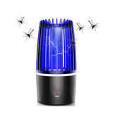 USB LED Zapper Mosquito elétrico Killer Fly Insect Bug Trap Lamp Light Bulb 5W