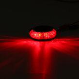 Luce d'ingombro lampada dell'indicatore laterale del LED per il furgone del camion del rimorchio del camion 12 / 24V