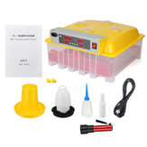 36 Egg Automatic Incubator Digital Hatching Poultry Chicken Temperature Control Controller