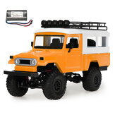 MN 40 2.4G 1/12 Crawler RC Car Off-road Vehicle Models RTR Toys