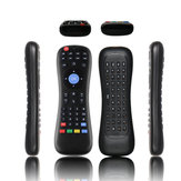 TK628 2.4G Wireless Mini Keyboard Airmouse Learning Remote Control