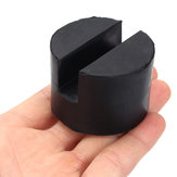 Highly Durable And Resistant To Damage Universal Floor Jack Disk Rubber Pad Adapter Rubber Mat