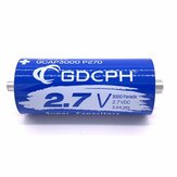 GDCPH 2.7V3000F Auto Starter Gelijkrichter Super Condensator Egaliseringsplaat 500F