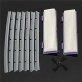 Сменные клейкие ленты 10шт / HEPA-фильтры и скретч-чип для Neato XV Sweeper