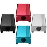 1PC 4 kleuren aluminium legering beschermhoes met koelventilator voor voor Raspberry Pi 2 Model B/B+