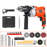 HILDA Impact Electric Drill Electric Rotary Hammer with BMC and Accessories Multi-purpose Percussion Drill 650/780W