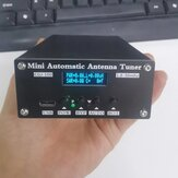 New ATU100 Automatic Antenna Tuner 100W 1.8-30MHz With Battery Inside Assembled For 5-100W Shortwave Radio Stations