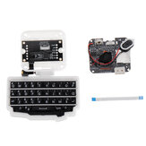 LILYGO® TTGO T-Watch Keyboard ESP32 Main Chip Hardware And MINI Expansion Keyboard For Programmable Watch