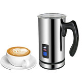 BioloMixPaslanmazÇelikSütköpüğüMakinesi Kahve Makinesi 220 V Elektrikli Süt Frother Foamer Süt Isıtıcı Köpük Latte Cappuccino Kabarcık Kahve Makinesi