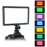 Mcoplus AIR-1000C CRI 95 RGB 320K-5500K Dimmable LED Video Light Fill Light Lamp para DSLR Camera DV Camcorder