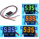 Mini 0.36 Inch DC Current Meter DC0-999mA 4-30V Digital Display With Reverse Connection Protection Ammeter