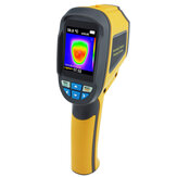 HT02 Handheld Thermograph Camera Infrared Thermal Camera Digital Infrared Imager Suhu Tester dengan 2.4inch Warna LCD Display