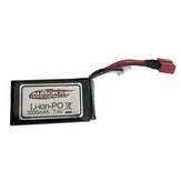 Xinlehong 7.4V 1000MAH Lipo Battery For Q901 Q902 Q903 1/16 2.4G RC Car Parts