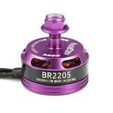 Racerstar Racing Edition 2205 BR2205 2600KV 2-4S Brushless Motor Purple For 220 250 280 RC Drone FPV Racing