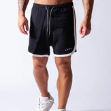 Heren Running Athletic Shorts Loop Fitness Gym Workout Running Jogging Trail Ademend Sneldrogend Soft Sportbroek