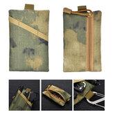 ZANLURE Erkekler Taktik Molle Kılıfı Kampçılık Taşınabilir Depolama Çantalar Kemer Bel Paketi Çanta Küçük Cep Koşu Bel Çanta