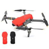 Sunnylife Silikon Koruma Kapağı Kılıf Koruyucu için DJI MAVIC PRO / PLATIN / Beyaz RC Drone