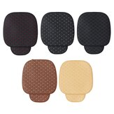 5 Colors Universal Car Front Seat Covers Kit Breathable Cushion With Storage Bag