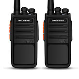 BAOFENG BF-888S Plus 5W 3800mAh Walkie Talkies High Power UV Dual Band 16CH Two Way Radio Clearer Voice USB Direct Rechargeable for Civil Hotel