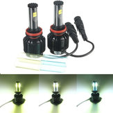 80W 8000LM LED Car Headlights Bulb Fog Lamps Kit H8/H9/H11 9005 8-32V IP68 DIY Color Temperature