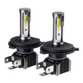 M2 COB LED車のヘッドライトH1 H4 H7 H8/H9/H11 9005 9006 36W 6000LM 9-36V 6000KホワイトIP68防水2個