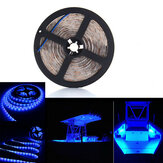 5M SMD3528 Flessibile blu 300 LED Strip Light lampada Impermeabile Home Car Decor DC12V