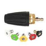 Hogedrukreiniger Reiniger Spray Roterend-roterend turbomondstuk 025-045