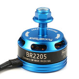 Racerstar Racing Edition 2205 BR2205 2300KV 2-4S Brushless Motor Light Blue For 220 250 RC Drone FPV Racing