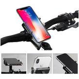 GUB PRO1 de metal antiderrapante à prova de choque bicicleta bicicleta motocicleta guiador suporte de telefone para