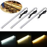 35CM 7W 24 SMD 5630 USB LED tube rigide lampe à faisceau lumineux DC5V