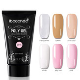 DANCINGNAIL Gel Nagelverlenging 6 Kleuren Nagel Builder UV Gel