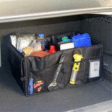 Trunk Cargo Organizer Foldable Portable Oxford Cloth Big Storage Bag For Car SUV