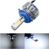 DC 12-80V 18W 1500LM LED Lamp Headlight High/Low Beam Light For Motorcycle Electric Scooter